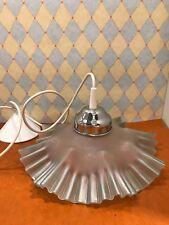 Nostalgie Pendelleuchte Lampe Murano Glas Landhaus Jugendstil Art Deco Tiffany