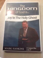 The Kingdom Of God Is Joy In The Holy Ghost Mark Hankins Audio Book 4 CDs