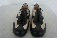 FINN COMFORT Colombo Schuhe Sneaker Schnürschuhe Einlagen Gr.5,5/ 38,5 Leder NEU
