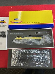 Athearn Genesis 0G6129 EMD SD70M Locomotive NYSW Susquehanna #4052 HO Scale New