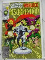 Silver Surfer / Warlock: Resurrection #1 Mar 1993, Marvel Comics