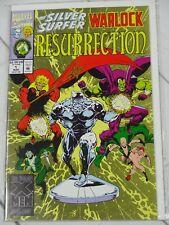 Silver Surfer / Warlock: Resurrection #1 (Mar 1993, Marvel) - C2559