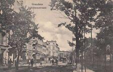 72772- Graudenz Schützenstrasse Grudziadz Westpreußen 1915