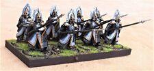 Warhammer LOTR-guardias del tribunal Fuente, de metal.