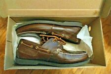 New Timberland Men's Boat Shoes Size 10 - Retails $150