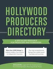 HOLLYWOOD PRODUCERS DIRECTORY - DOUMA, JESSE/ PEREZ, DINAH - NEW PAPERBACK BOOK
