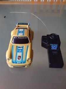 Radio Shack Tandy rare Remote Control 911 Racing Car + remote *SEE DESCRIPTION*