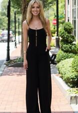 Nwt Black Jumpsuit-Med Lizard Thickett