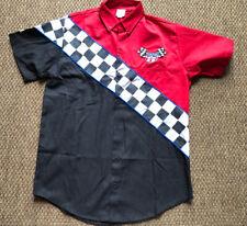 Vintage National Hot Rod Association Official Garage Pit Shirt Men/Adult M