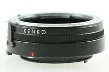 Kenko auto Extension Tube entre anillo 20mm 20 mm -- Nikon AI