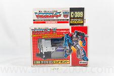 Transformers G1 God Bomber MIB C-309 Ginrai Apex Armor Japanese Vintage Complete