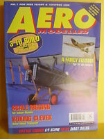 AEROMODELLER MAY 1998 # 750  FAIREY FULMAR SUE HIPPERSON MODEL AIRCRAFT