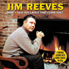 Jim Reeves HAVE I TOLD YOU LATELY 4 Albums SINGING DOWN THE LANE Bimbo NEW 2 CD