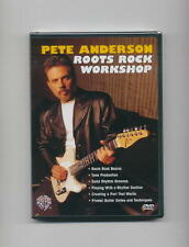 PETE ANDERSON - GUITAR ROOTS ROCK WORKSHOP NEW DVD