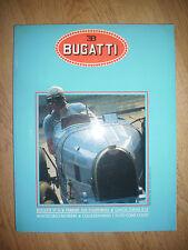 RIVISTA - BUGATTI N.1 DEL 1987 - ITALIANO/INGLESE - RARO!!!!!!!! (WW)
