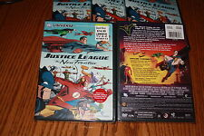 Justice League: The New Frontier (DVD, 2008) Brand New