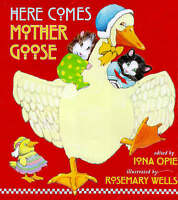 Here Comes Mother Goose, , Very Good Book
