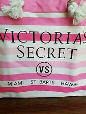 Victoria Secret limited edition swim bag and flip flops large *plus 2 FREE MIST