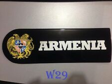 Mercedes W463 G class EMBLEM SPARE TIRE COVER < COAT OF ARMS OF ARMENIA >