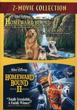 Homeward Bound 1 The Incredible Journey 2 Lost in San Fransisco DVD
