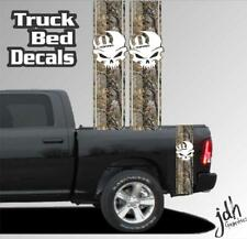 Dodge Ram Camo Mopar Skull Truck Bed Vinyl Decal Sticker1500 2500 3500 Diesel