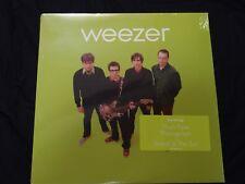 Weezer - Green Album Vinyl LP sealed! 2001 Original