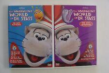 The Wubbulous World of Dr. Seuss The Cat's Playhouse & The Cat's Adventures DVD