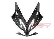 Honda 1000rr Twill 100 Carbon Fiber Front Headlight/Windscreen Nose Cowl Fairing