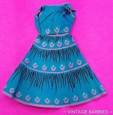 RARE Barbie Doll Sew Free Hootenanny #1707 Dress MINTY ~ Vintage 1960's