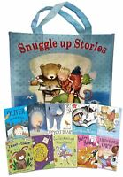 Snuggle Up Stories 10 Books Collection Set in Bag Children Bedtimebook Gift Pack