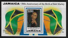 Jamaica Scott #841, Souvenir Sheet 1995 Complete Set FVF MNH
