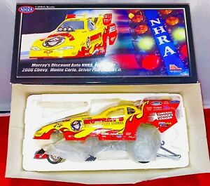 """NHRA Phil Burkhart 1:24 Diecast NITRO Murray's TOP FUEL Funny Car RC2 """"RARE"""""""