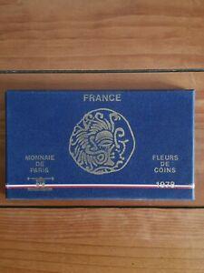 Coffret 1978 France Monnaie de Paris FDC