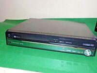 PANASONIC DVD Video Recorder VHS Combo HDD DMR-EX98V BLACK Copy VHS Tape 2 DVD