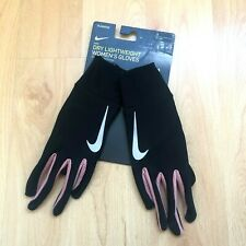 Nike Dry Lightweight Women's Gloves Gym Running Training - Dri-Fit Technology