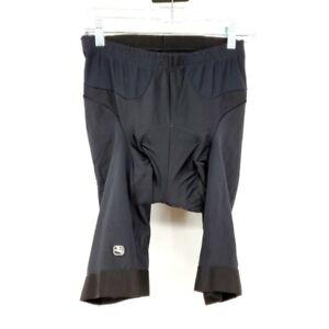 Giordana FR-C Pro Mens Black Size Padded Cycling Shorts XXL