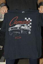 Camero T shirt vintage car art GM brand t shirt XL 100% cotton Distressed art