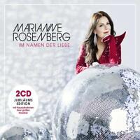 Rosenberg,Marianne - Im Namen der Liebe (Jubiläum) 2CD NEU OVP VÖ 18.09.2020
