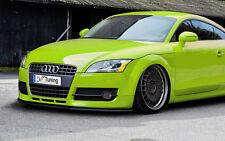 Azione speciale: SPOILER spada front spoiler labbro da ABS per Audi TT 8j con ABE