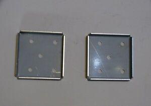 2 x verzinktes Reparaturblech/Ersatzblech BMW E30 Montage-Produktionsaufnahme