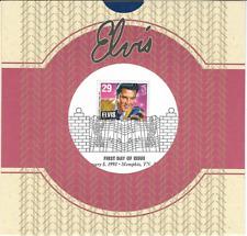 FDC...  ELVIS With Album Cover...1993