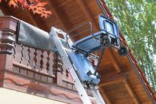 Bauaufzug GEDA Akku-Leiterlift 7 m