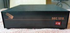 NEW Samlec SEC 1212 13.8V Power Supply Ham Radio