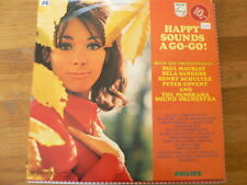 LP RECORD VINYL PIN-UP GIRL HAPPY SOUNDS A GO-GO PHILIPS