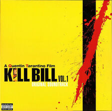 Kill Bill Vol. 1 ORIGINAL SOUNDTRACK Quentin Tarantino MAVERICK New Vinyl LP