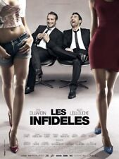 Les infidèles (Jean Dujardin, Gilles Lellouche) DVD NEUF SOUS BLISTER