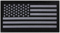tactical reflective usa us flag patch airsoft military police rothco 1909