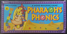 PHARAOH'S PHONICS WORD FUN Game By Learning Resources NEW/SEALED