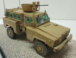 Pro Built 1:35 Scale RG-31 MK3 Vehicle Model Excellent LA661