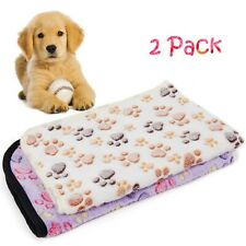 Puppy Blanket for Pet Cushion Small Dog Cat Bed Soft Warm Sleep Mat Warm Bed Mat